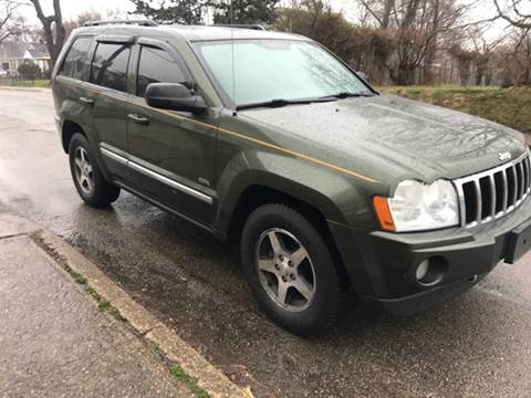 2006 Jeep Grand Cherokee for sale at JE Auto Sales LLC in Indianapolis IN