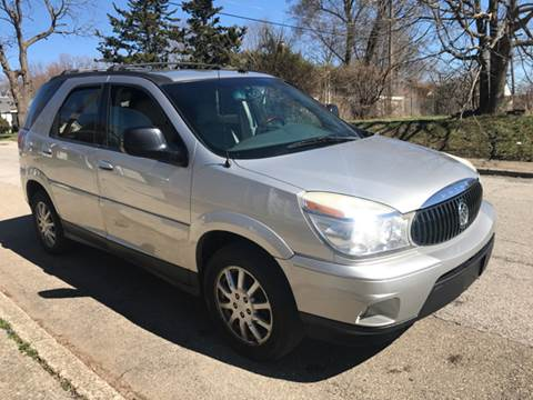 2006 Buick Rendezvous for sale at JE Auto Sales LLC in Indianapolis IN
