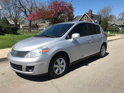 2009 Nissan Versa for sale at JE Auto Sales LLC in Indianapolis IN