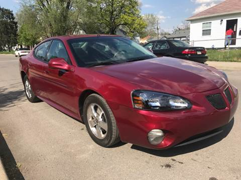 2005 Pontiac Grand Prix for sale at JE Auto Sales LLC in Indianapolis IN