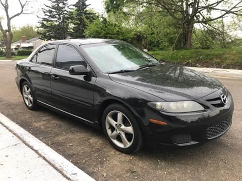 2007 Mazda MAZDA6 for sale at JE Auto Sales LLC in Indianapolis IN