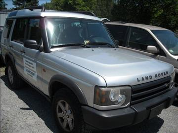 2004 Land Rover Discovery for sale in Richmond, VA