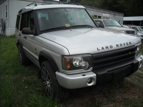 2003 Land Rover Discovery for sale in Richmond, VA