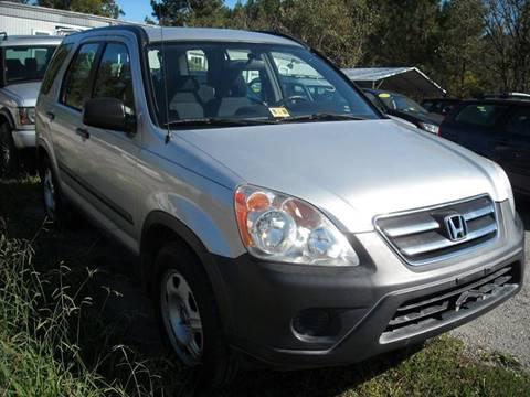 2006 Honda CR-V for sale in Richmond, VA