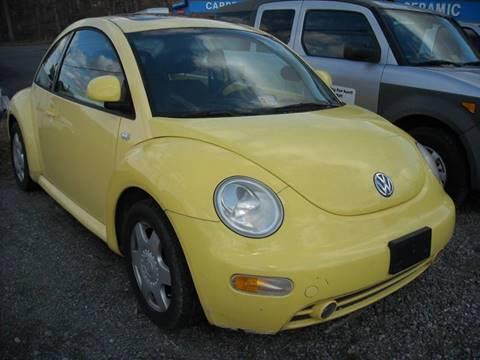 2000 Volkswagen New Beetle for sale in Richmond, VA