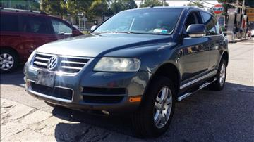 2004 Volkswagen Touareg for sale in Huntington Station, NY