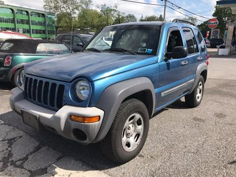 2004 Jeep Liberty for sale in Huntington Station, NY