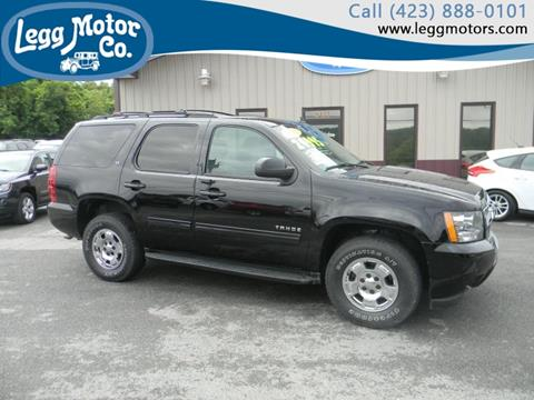 2013 Chevrolet Tahoe for sale in Piney Flats, TN