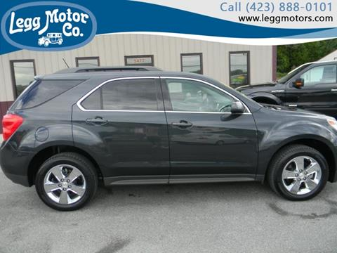 2013 Chevrolet Equinox for sale in Piney Flats, TN