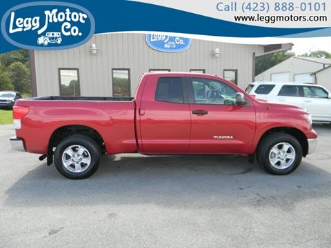 2012 Toyota Tundra for sale in Piney Flats, TN