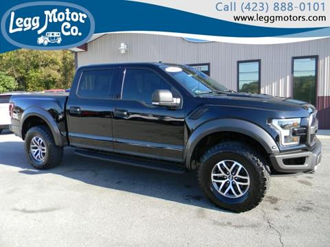2017 Ford F-150 for sale in Piney Flats, TN