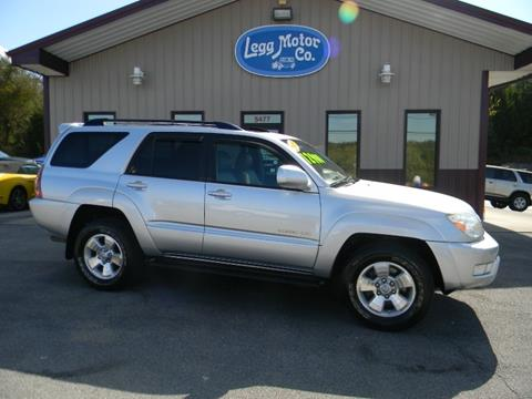 2005 Toyota 4Runner for sale in Piney Flats, TN
