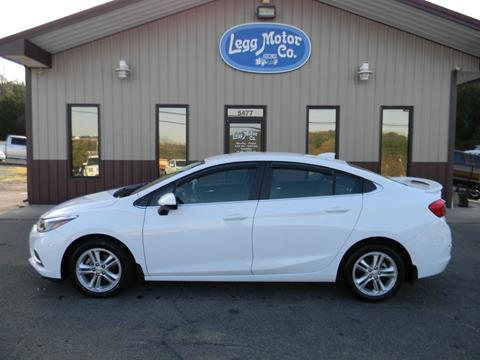 2018 Chevrolet Cruze for sale in Piney Flats, TN