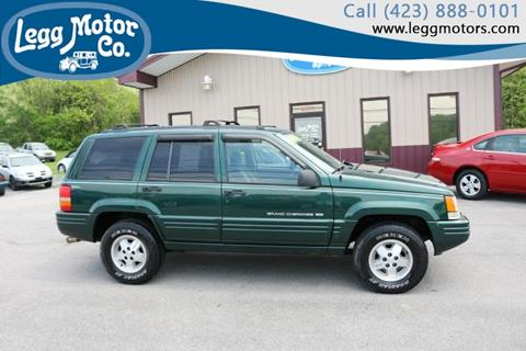 1998 Jeep Grand Cherokee for sale in Piney Flats, TN