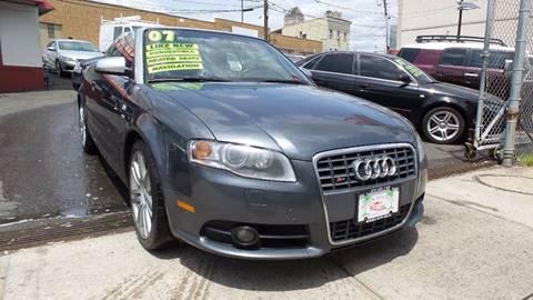 2007 Audi S4 for sale in Newark, NJ