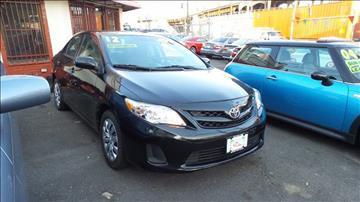 2012 Toyota Corolla for sale in Newark, NJ