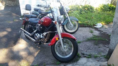 2005 Kawasaki Vulcan 900 for sale in Newark, NJ