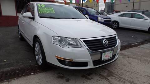 2010 Volkswagen Passat for sale in Newark, NJ
