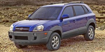 2005 Hyundai Tucson for sale in Commerce, CA