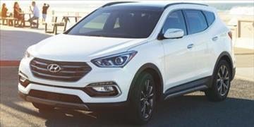 2017 Hyundai Santa Fe Sport for sale in Commerce, CA