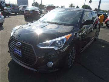 2016 Hyundai Veloster Turbo for sale in Commerce CA