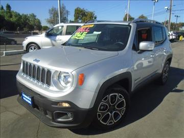 2015 Jeep Renegade for sale in Commerce CA