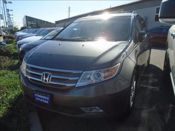 2011 Honda Odyssey for sale in Commerce, CA