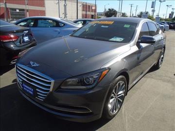 2016 Hyundai Genesis for sale in Commerce CA