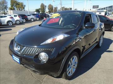 2014 Nissan JUKE for sale in Commerce CA