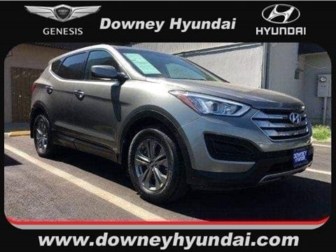 2015 Hyundai Santa Fe Sport for sale in Commerce, CA