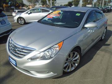 2013 Hyundai Sonata for sale in Commerce CA