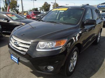2012 Hyundai Santa Fe for sale in Commerce CA