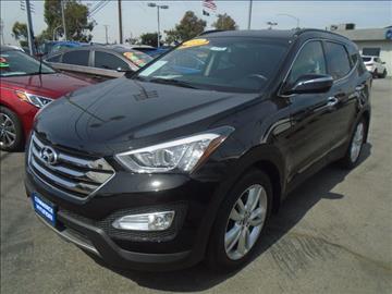 2014 Hyundai Santa Fe Sport for sale in Commerce, CA