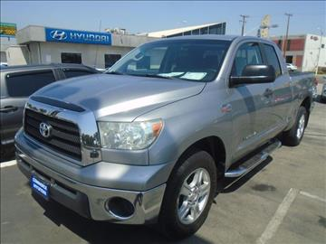 2008 Toyota Tundra for sale in Commerce, CA