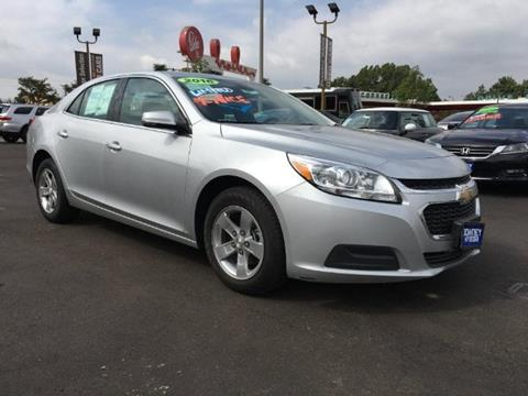 2016 Chevrolet Malibu Limited for sale in Commerce CA