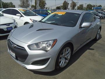 2013 Hyundai Genesis Coupe for sale in Commerce CA