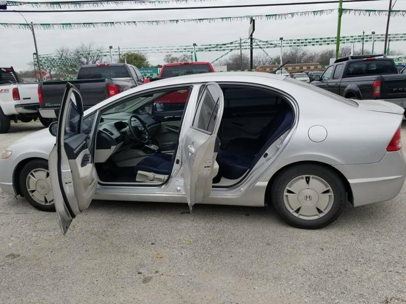 2006 Honda Civic HYBRID   San Antonio TX
