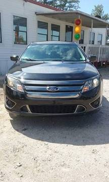 2011 Ford Fusion for sale in Greenville, SC