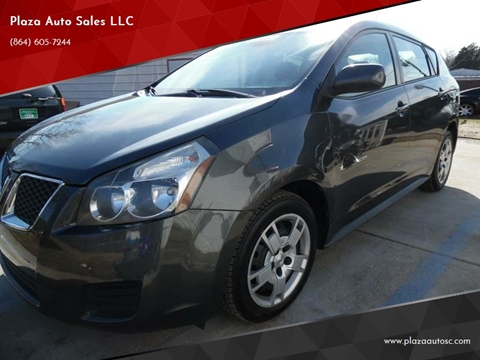 2010 Pontiac Vibe for sale in Greenville, SC