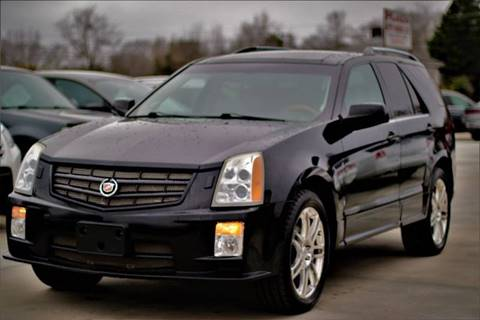 2008 Cadillac SRX for sale at Plaza Auto Sales LLC in Greenville SC