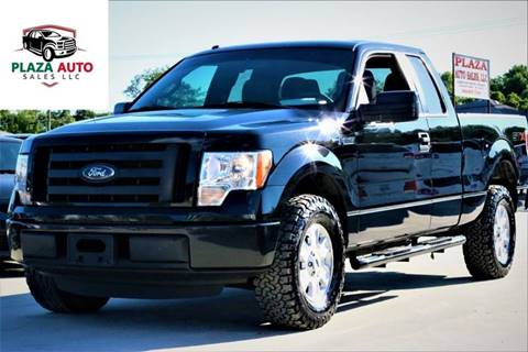 2012 Ford F-150 for sale in Greenville, SC