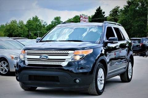 2014 Ford Explorer for sale in Greenville, SC
