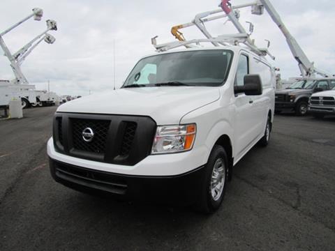 2012 Nissan NV Cargo for sale in Oakwood, GA