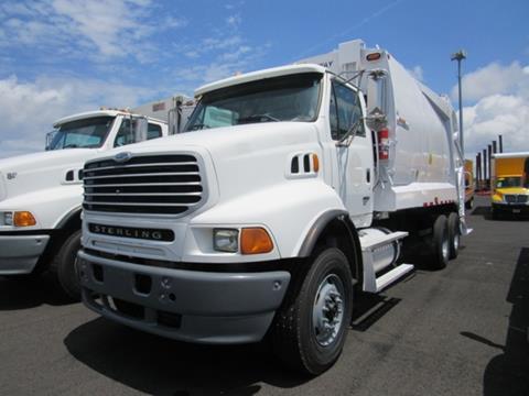 2009 Sterling Garbage Truck Bodies