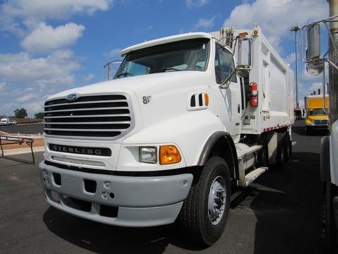 2008 Sterling Garbage Truck Bodies