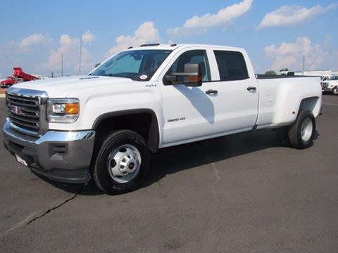 2016 GMC Sierra 3500HD for sale in Oakwood, GA