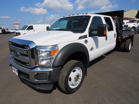 2015 Ford F-550 for sale in Oakwood, GA