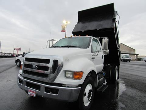 2011 Ford F-750 Super Duty for sale in Oakwood, GA