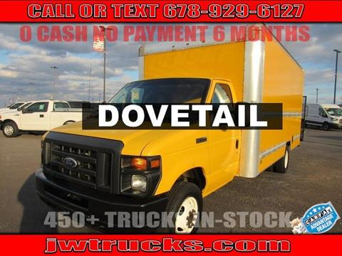 2014 Ford E-Series Chassis for sale in Oakwood, GA