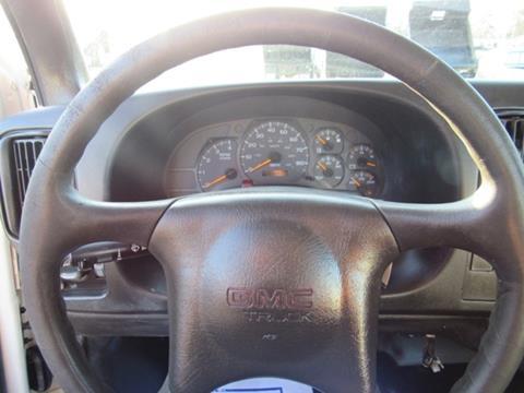 2007 GMC C7500